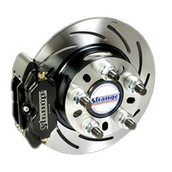 Rotors w//Metallic Pad OE Brake Kit |Rear