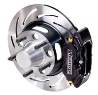 GM brake kit for disc spindles: 1993-2002 Camaro, Firebird, & Trans Am