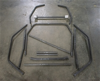 Mustang roll cage Kit, Pre Notched