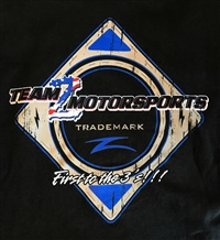 "Team Z Motorsports ""First to the 3's"" T-shirt"