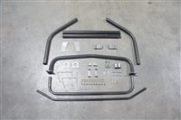 Team Z Mustang 79-93 Tubular Front End Kit - UNWELDED