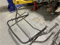 Team Z Mustang 79-93 Tubular Front End Kit - Welded