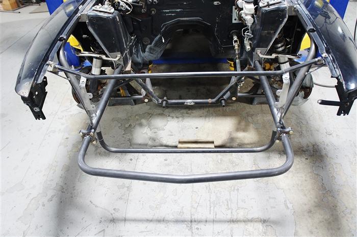 Team Z Tubular Front End Kit