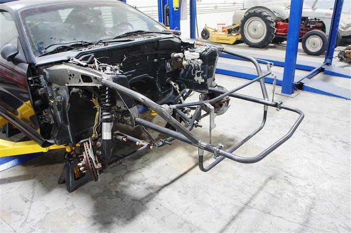 Team Z Mustang 94-04 Tubular Front End Kit - Welded