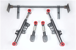 Team Z Mustang Street Beast rear suspension Kit With ARB 79-04